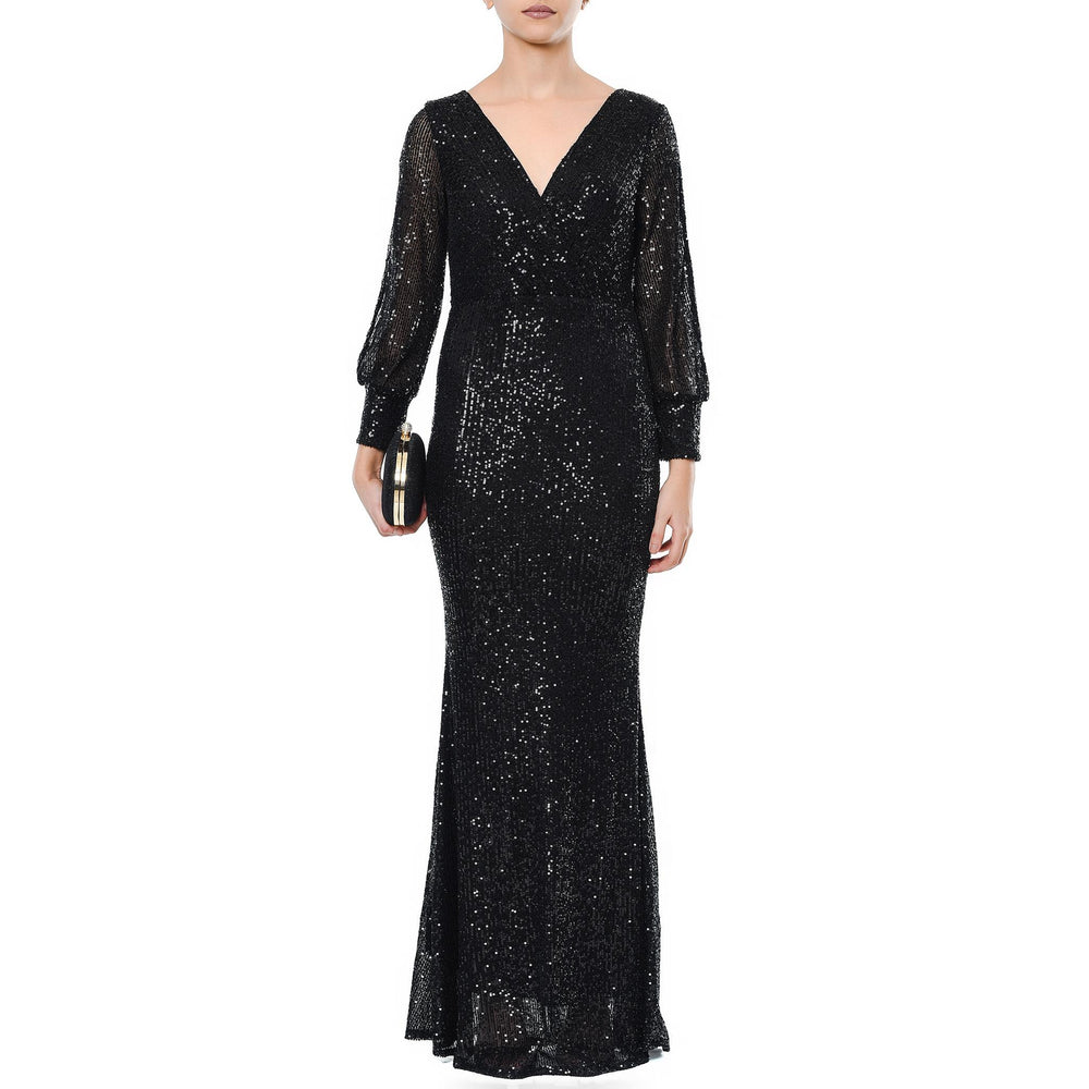 By night Mysabella black dress