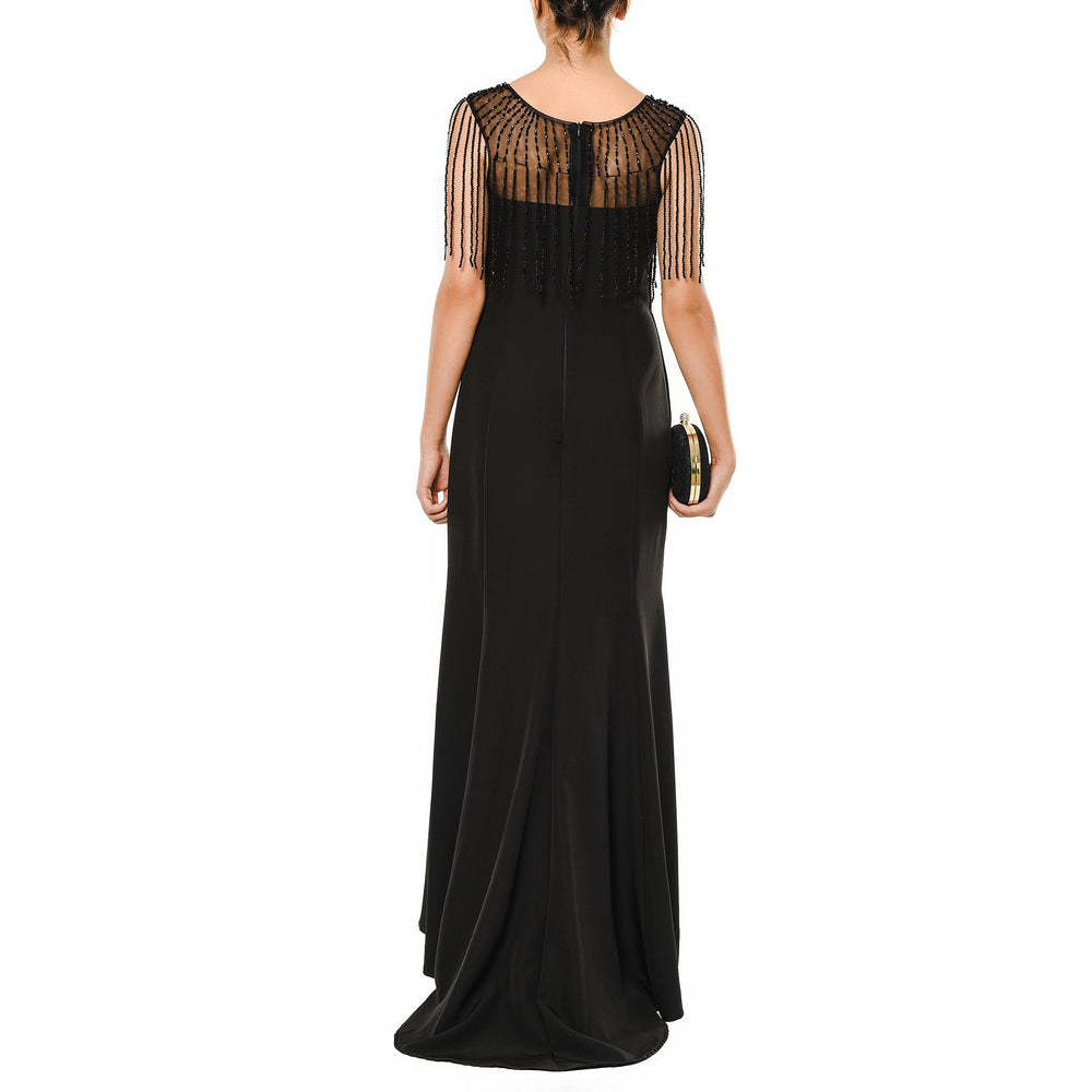 Vivienne Night Dress Mysabella Black