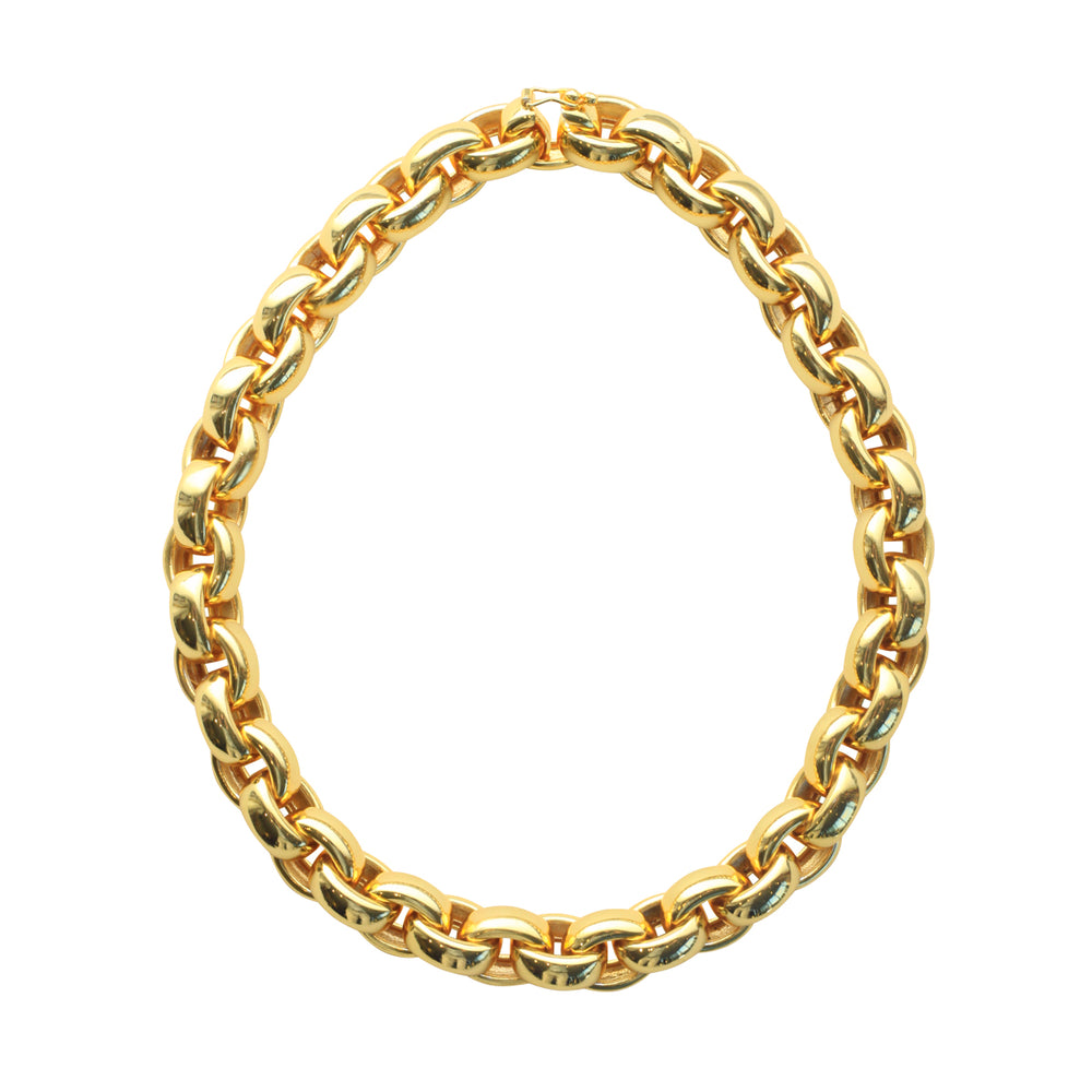 Malin Pontoniere Necklace Gold
