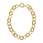 Mavis Pontoniere Necklace Gold