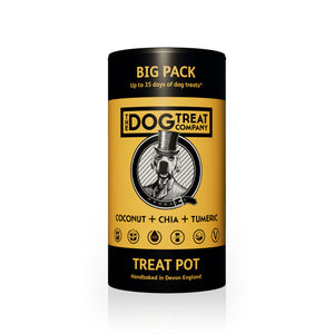 The Dog Treat Company - Coconut + Chia + Turmeric