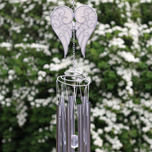 Angel Wings Windchime