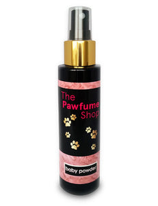 Baby Powder Dog Pawfume Spray