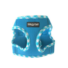 Blue Step In Dog Harness