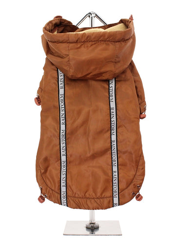 Bronze Rainstorm Rain Coat