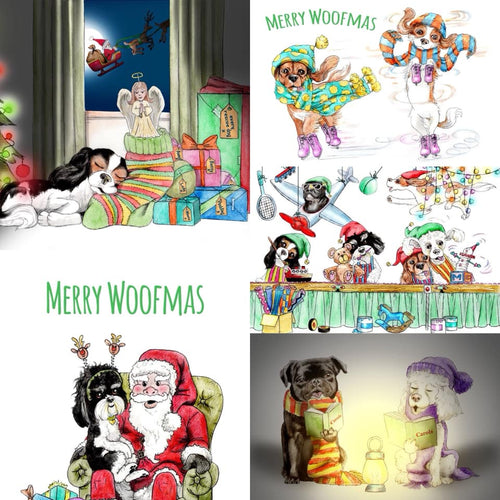 Christmas Card Selection Pack - 2019