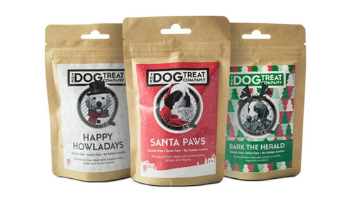 The Dog Treat Company Festive Treats
