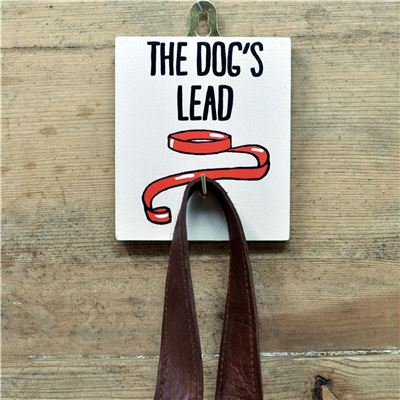 The Dog's Lead Red Hook