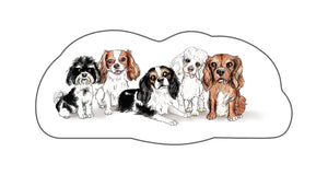Family Forever Fridge Magnet