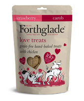 Forthglade Grain Free Baked Mini Love Heart Treats