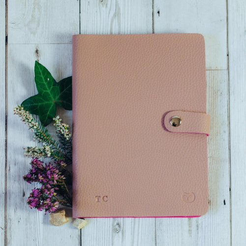 Nicobar Notebook - Pink