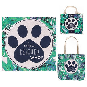Doggy Style Eco Shopper - Rescue