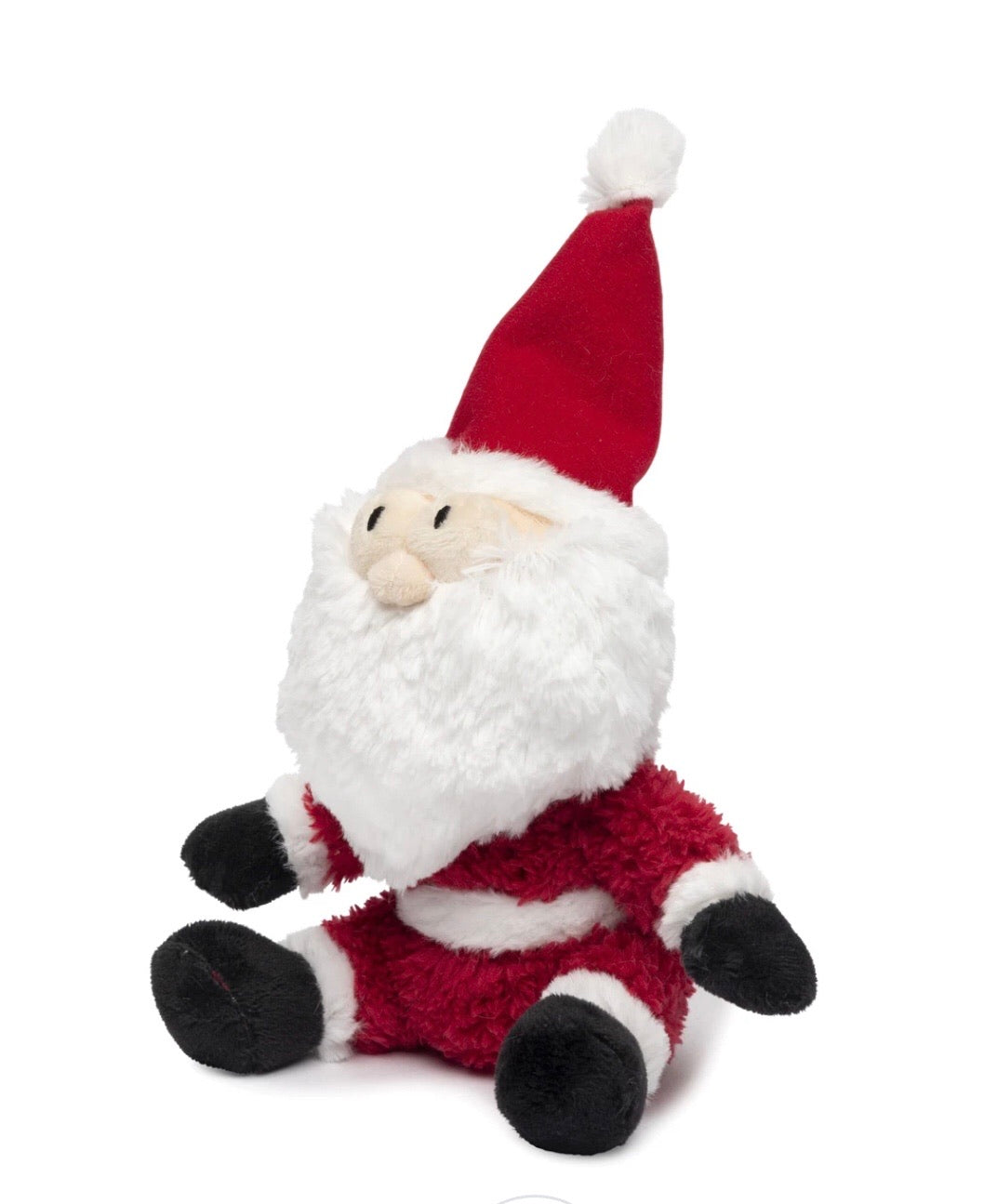 FuzzYard Christmas Santa Dog Toy