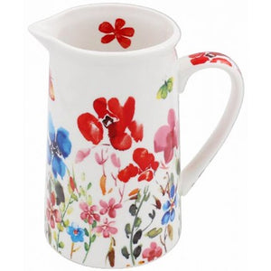 Butterfly Meadow China Jug