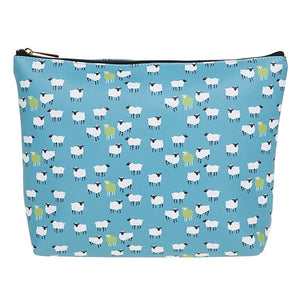 Peony Sheep Cosmetic Bag