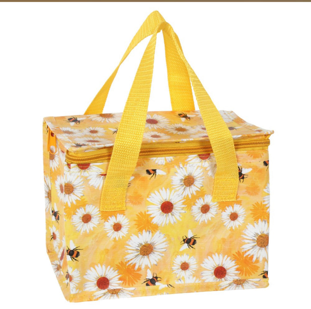 Daisy And Bee Lunch Bag