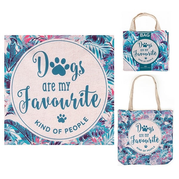 Doggy Style Eco Shopper - Dogs Are my Favourite People