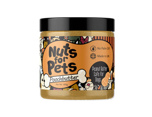 Nuts For Pets Poochbutter