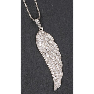 Equilibrium Guardian Angel Wing Necklace