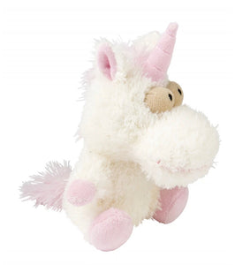 FuzzYard Electra The Unicorn Plush Dog Toy