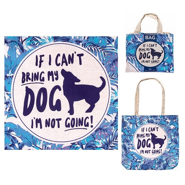 Doggy Style Eco Shopper - Not Going Out