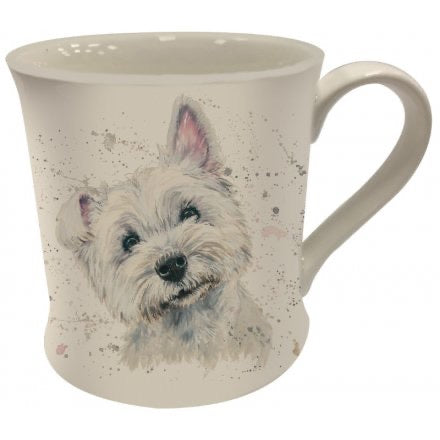 West Highland Fine China Mug