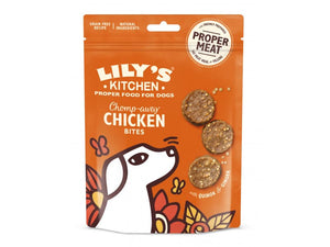 Lily's Kitchen Chomp-Away Chicken Bites