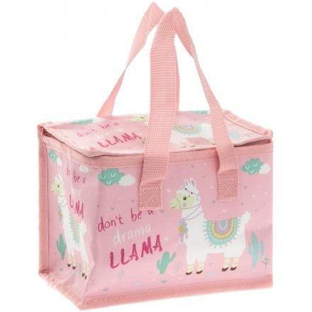 Don't Be A Drama Llama Lunch Bag