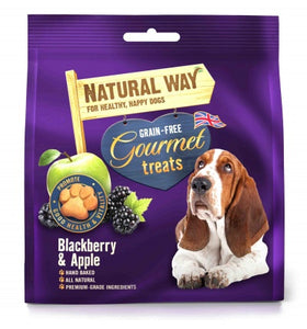 Natural Way Blackberry & Apple Grain-Free Gourmet Treats
