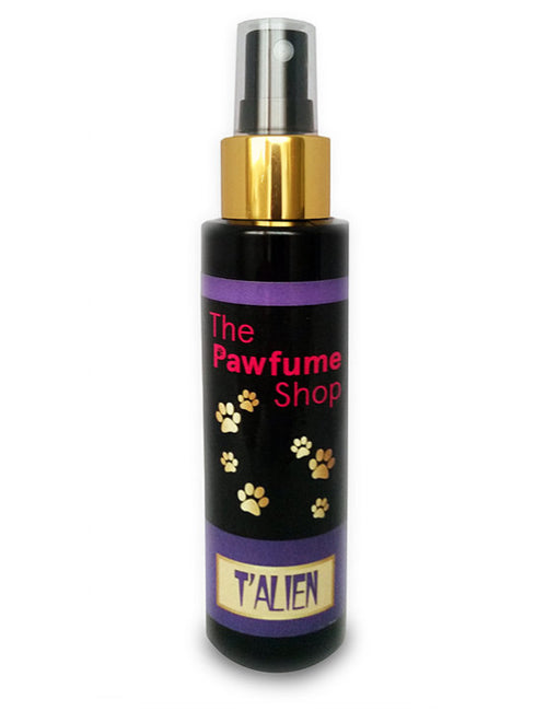 T'Alien Dog Pawfume Spray