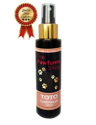 Toto Chienelle Pooch Pawfume Spray