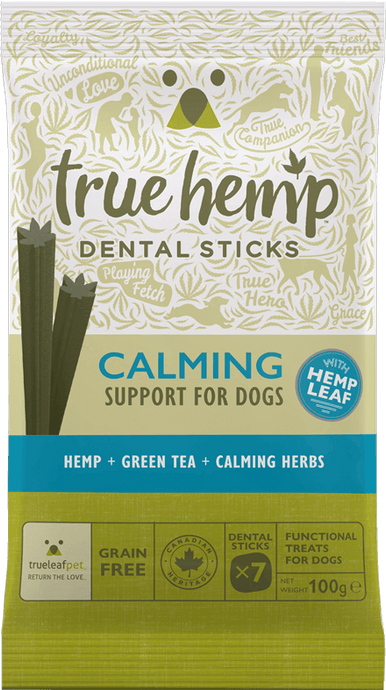 True Hemp™ Dental Sticks • Calming