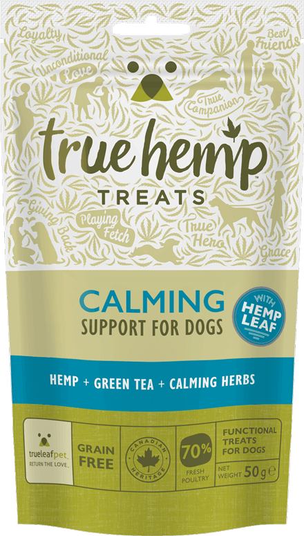 True Hemp™ Treats • Calming