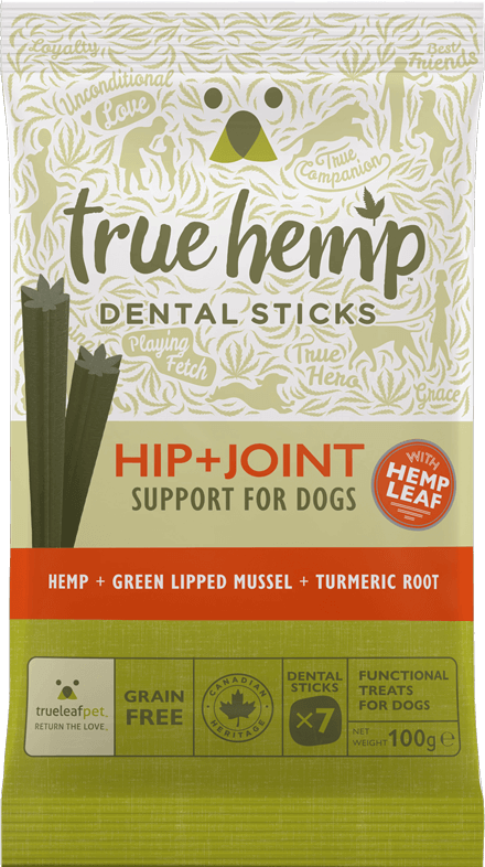 True Hemp™ Dental Sticks • Hip & Joint