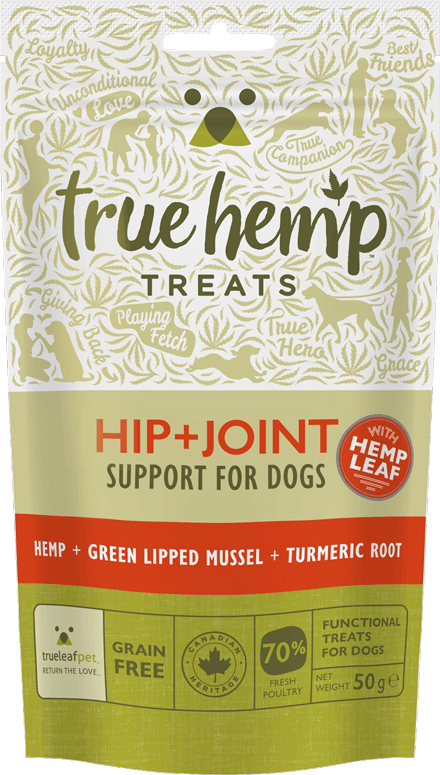 True Hemp™ Treats Hip & Joint