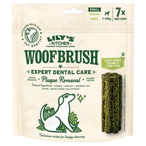 Lily's Kitchen Woofbrush Dental Chew Small (Multipack)