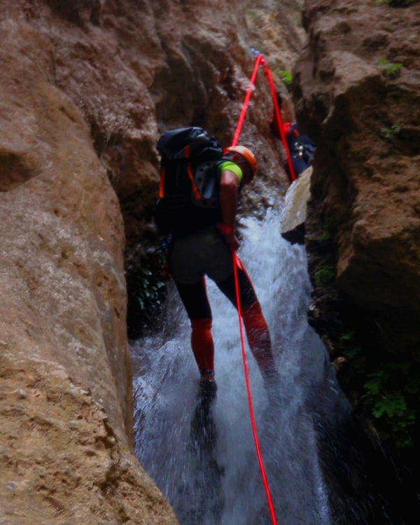 Barranco de Los Marines, Yeste AB
