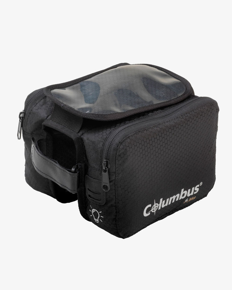 Bike Frame Bag 2 L para SMARTPHONE - touch screen