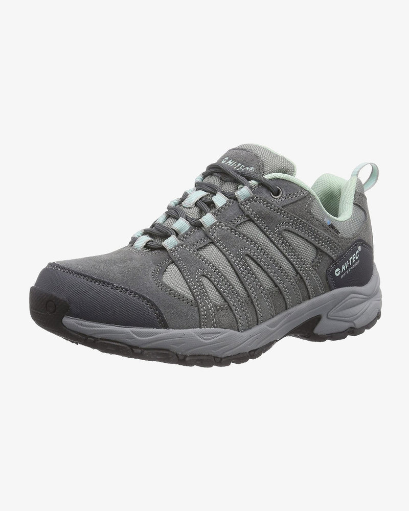 Alto II Low WP Women  Steel Grey Lichen