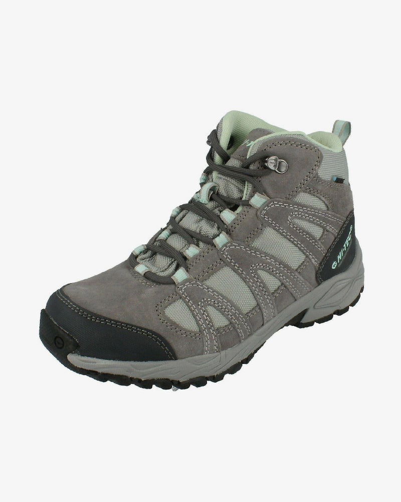 Alto II Mid WP Women Steel Grey Lichen