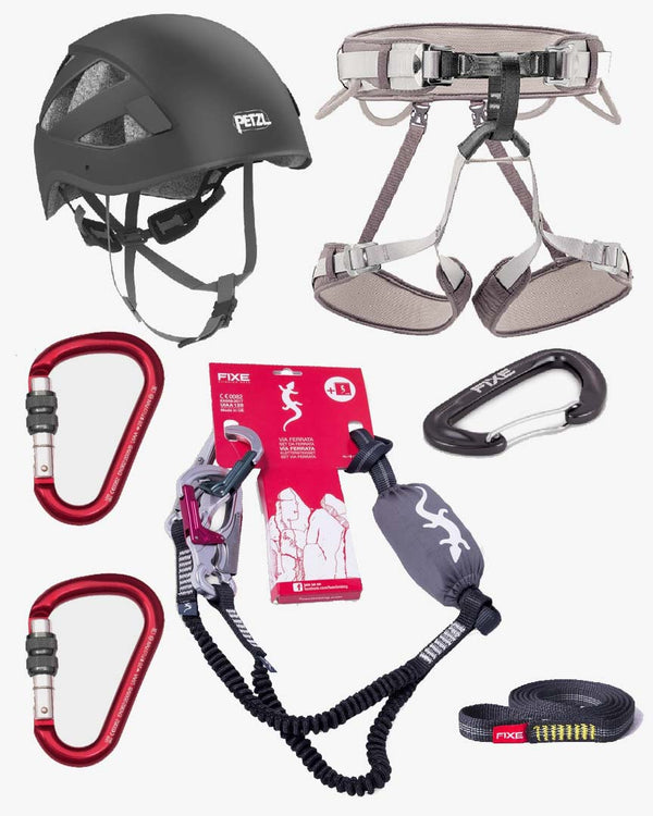 Kit Vía Ferrata Akawi Plus