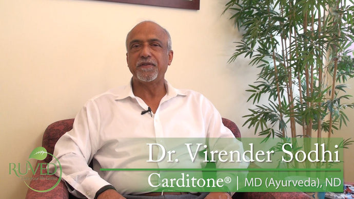 Carditone - Natural Blood Pressure Support