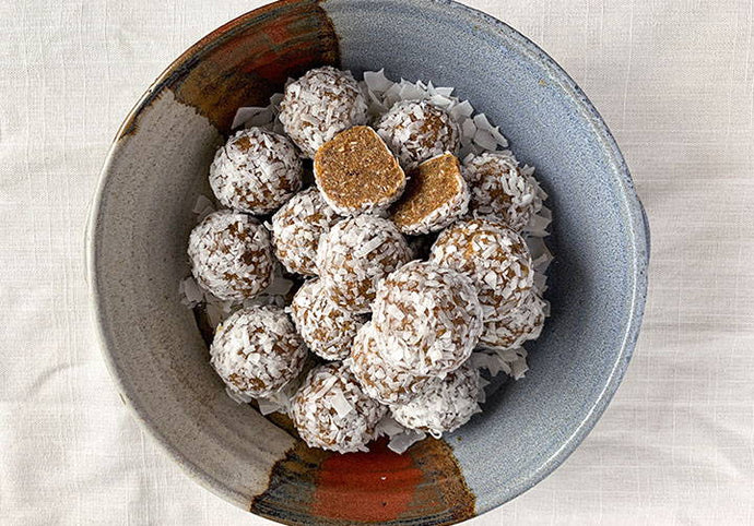 Chai Spiced Bliss Balls