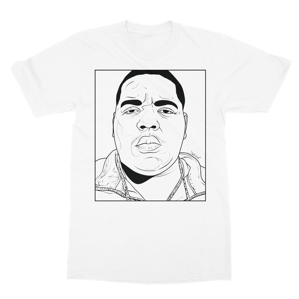 Biggie Tee - White