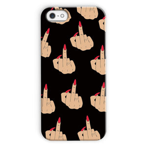 Middle Finger Phone Case