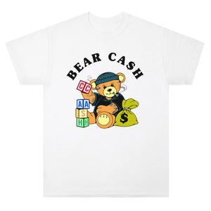 BEAR CASH - WHITE