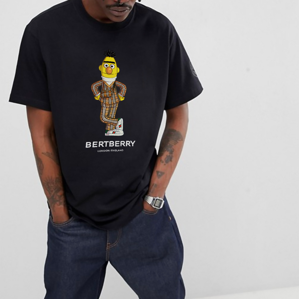 Bertberry T-shirt - Black