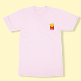 Chip Lover Tee - Pink