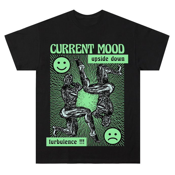 Current Mood Tee - Black