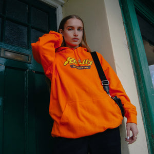 Really Hoodie - Orange